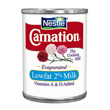 Nestlé® Carnation® Evaporated Lowfat 2% Milk