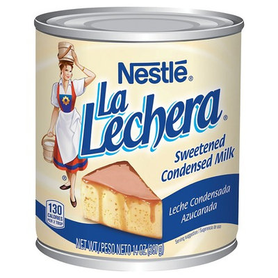 Nestlé® La Lechera® Sweetened Condensed Milk
