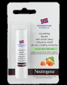 Neutrogena® Norwegian Formula Nourishing Lip Care with Nordic Berry