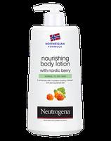Neutrogena® Norwegian Formula® Nourishing Body Lotion With Nordic Berry