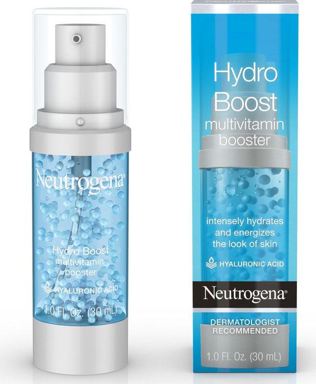 neutrogena hydro boost renewal serum how to use