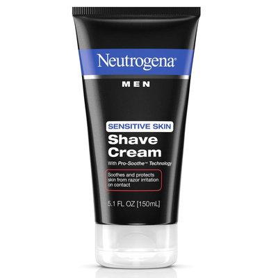 Neutrogena® Men Sensitive Skin Shave Cream