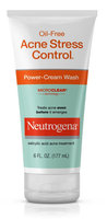 Neutrogena® Oil-Free Acne Stress Control® Power-Cream Wash