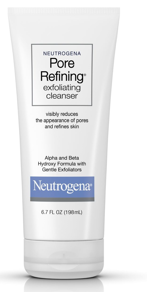 Neutrogena® Pore Refining Exfoliating Cleanser