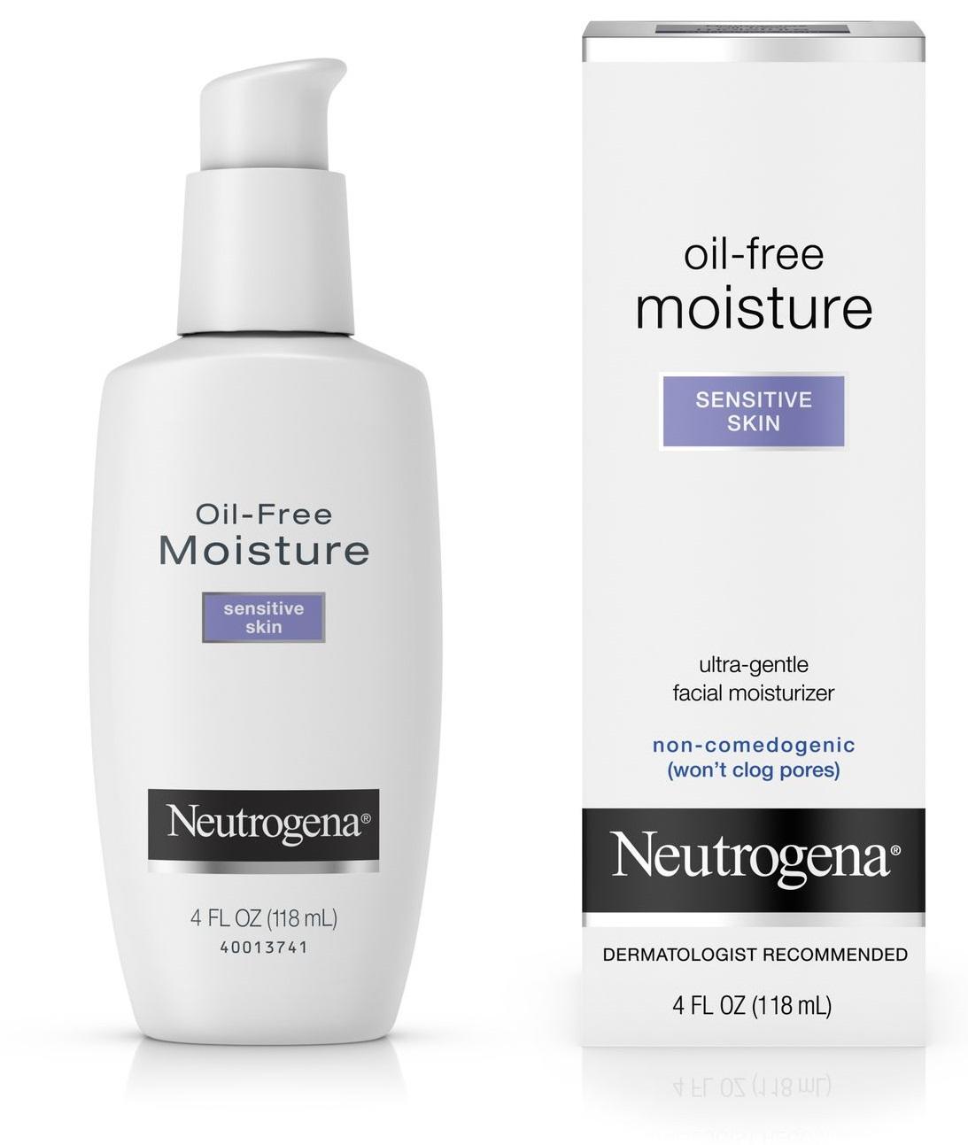 Neutrogena® Oil-Free Moisture-Sensitive Skin