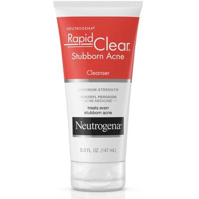 Neutrogena® Rapid Clear Stubborn Acne Cleanser