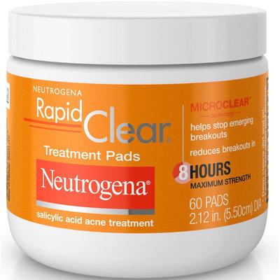 Neutrogena® Rapid Clear Treatment Pads