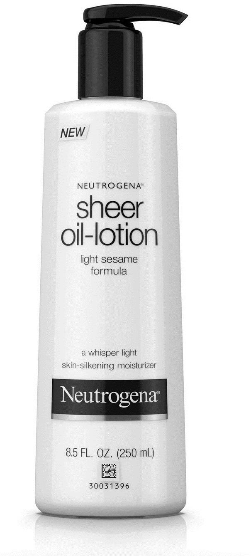 Neutrogena® Sheer Oil-Lotion