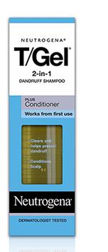 Neutrogena® T/GEL 2-in-1 Dandruff shampoo Plus conditioner