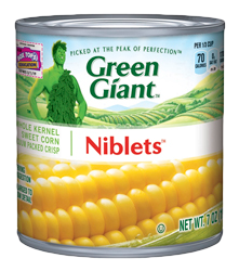 Green Giant® Whole Golden Corn Niblets Can
