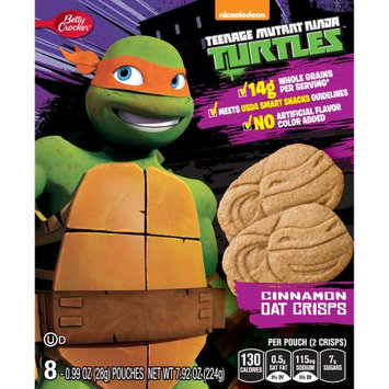 Betty Crocker™ Nickelodeon Teenage Mutant Ninja Turtles Cinnamon Oat Crisps