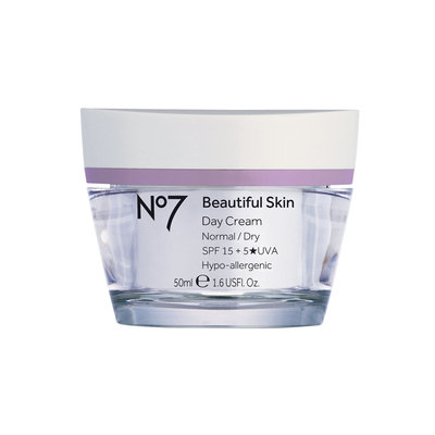 No7 Beautiful Skin Day Cream Normal/Dry