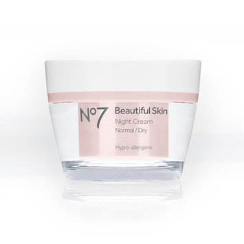Slide: No7 Beautiful Skin Night Cream Normal/Dry