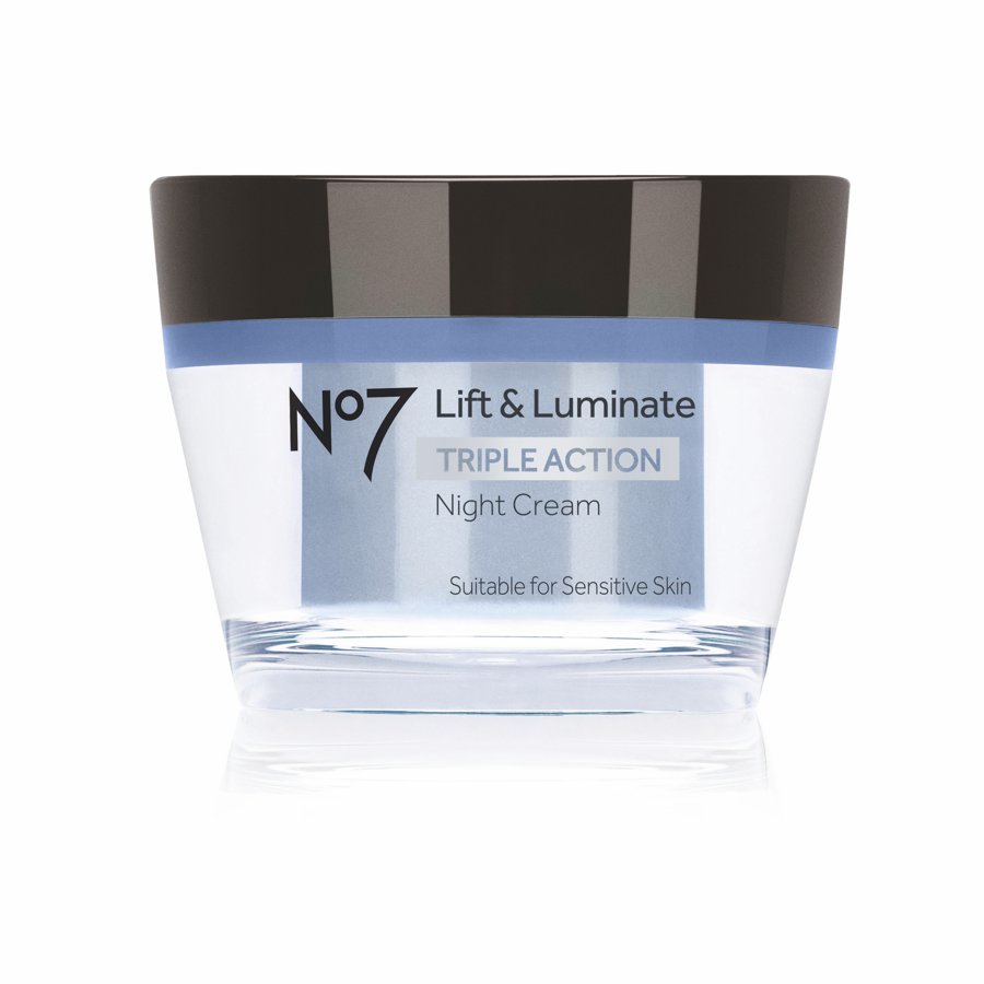 No7 Lift & Luminate TRIPLE ACTION Night Cream