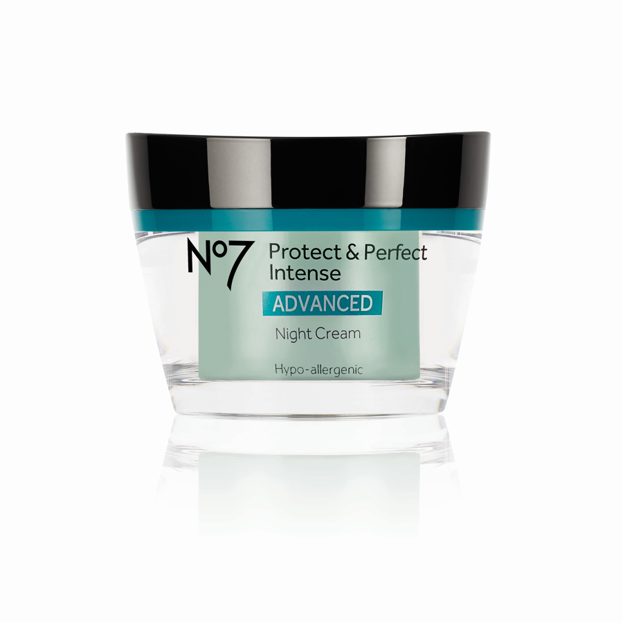 No7 Protect & Perfect Intense ADVANCED Night Cream