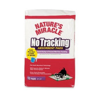 Nature's Miracle® No Tracking Absorbent Pads