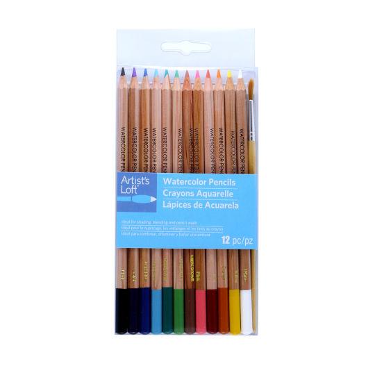 Artist's Loft Watercolor Pencils