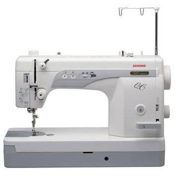 Janome Sewing Machine 1600P-QC Sewing and Quilting Machine