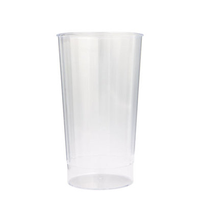 Unique Industries 49405 8 16oz Clear Plastic Tumblers