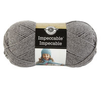 Impeccable Yarn, 4.5 oz in True Grey by Loops & Threads