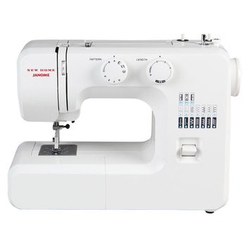 Janome America, Inc. New Home Janome Portable Mechanical Sewing Machine