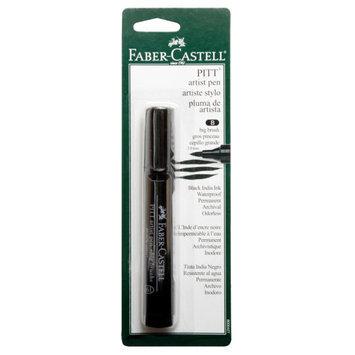 PITT Big Brush Artist Pen, Black by Faber-Castell