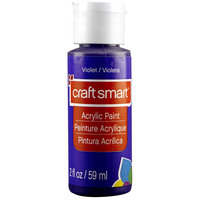 Acrylic Paint, 2 oz in Purple by Craft Smart