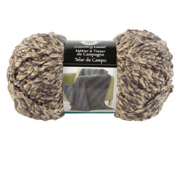 Country Loom Yarn, 5 oz in Weathered Rock by Loops & Threads
