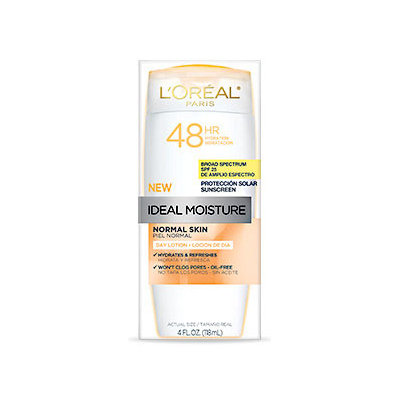 L'Oréal Paris Ideal Moisture™ Normal Skin Day Lotion