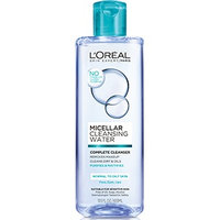 L'Oréal Paris Micellar Cleansing Water Complete Cleanser - Normal To Oily Skin