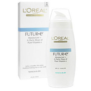 L'Oréal Paris Futur•E® Moisturizer SPF 15 Normal to Dry Skin