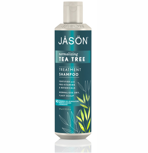 JĀSÖN Normalizing Tea Tree Treatment Shampoo