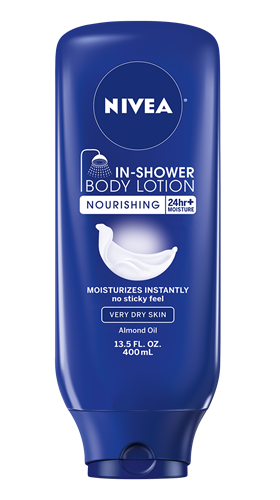 NIVEA Nourishing In-Shower Body Lotion