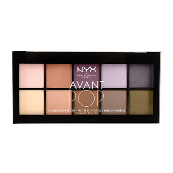 NYX Avant Pop! Shadow Palette