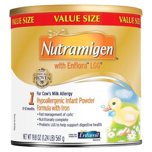 Nutramigen® with Enflora™ LGG® Infant Formula