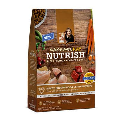 Rachael Ray™ Nutrish® Turkey, Brown Rice & Venison