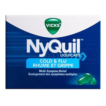 NyQuil™ Cold & Flu Multi-Symptom Relief LiquiCaps™