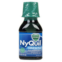 NyQuil™ Cold & Flu Multi-Symptom Relief Liquid
