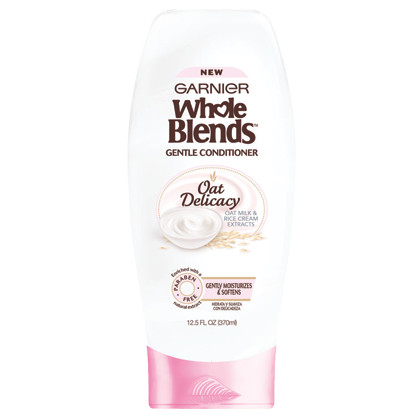 Garnier Whole Blend Oat Delicacy Gentle Conditioner