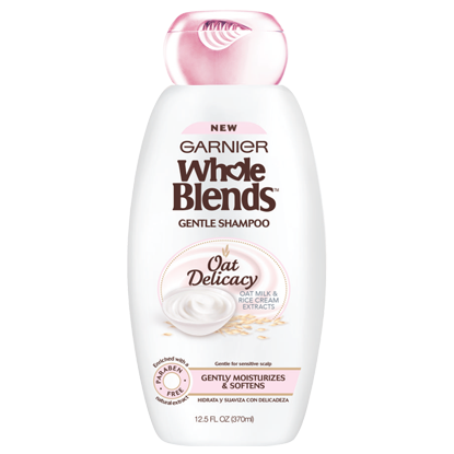 Garnier Whole Blends Oat Delicacy Gentle Shampoo