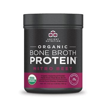 Ancient Nutrition Organic Bone Broth Protein™ Nitro Beet