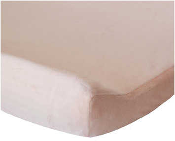 Oliver B Pink Minky Changing Pad Cover
