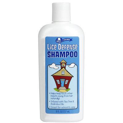 Circle of Friends Lice Defense Shampoo 8 oz.