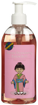 Circle of Friends Hoshi's Bansai Strawberry Bubble Bath 8 oz.