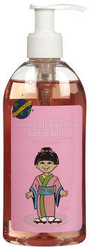 Circle of Friends Hoshi's Bansai Strawberry Bubble Bath 8 oz.