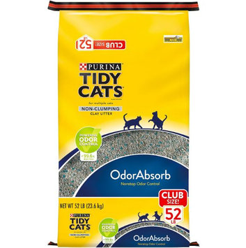 Tidy Cats Non-Clumping OdorAbsorb Cat Litter
