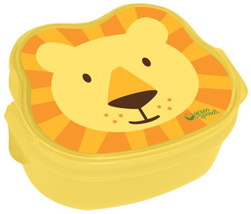 green sprouts by i play. On Safari Bento Box - Yellow Lion