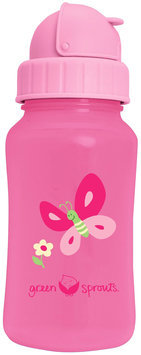 green sprouts by i play. Aqua Bottle - Pink