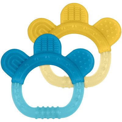green sprouts by i play. Sili Paw Teether - Unisex - 2 Pk - 1 ct.
