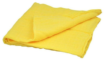i play Brights Organic Muslin Swaddle Blanket- Yellow- One Size